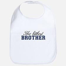 The Littlest Brother Bib