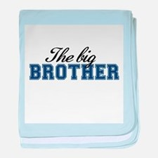 The Big Brother baby blanket