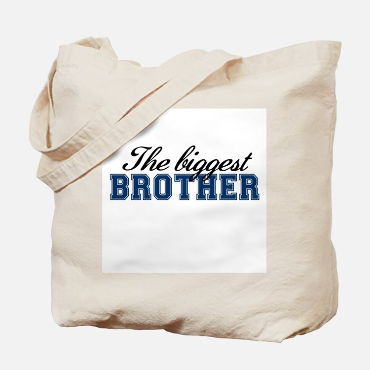 The biggest brother Tote Bag