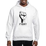 Fight The Power Hooded Sweatshirt