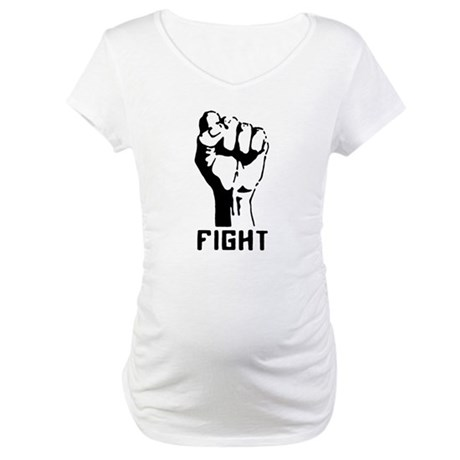 Fight The Power Maternity T-Shirt
