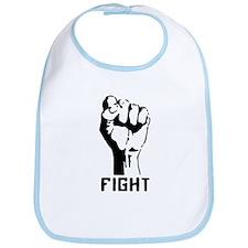 Fight The Power Bib