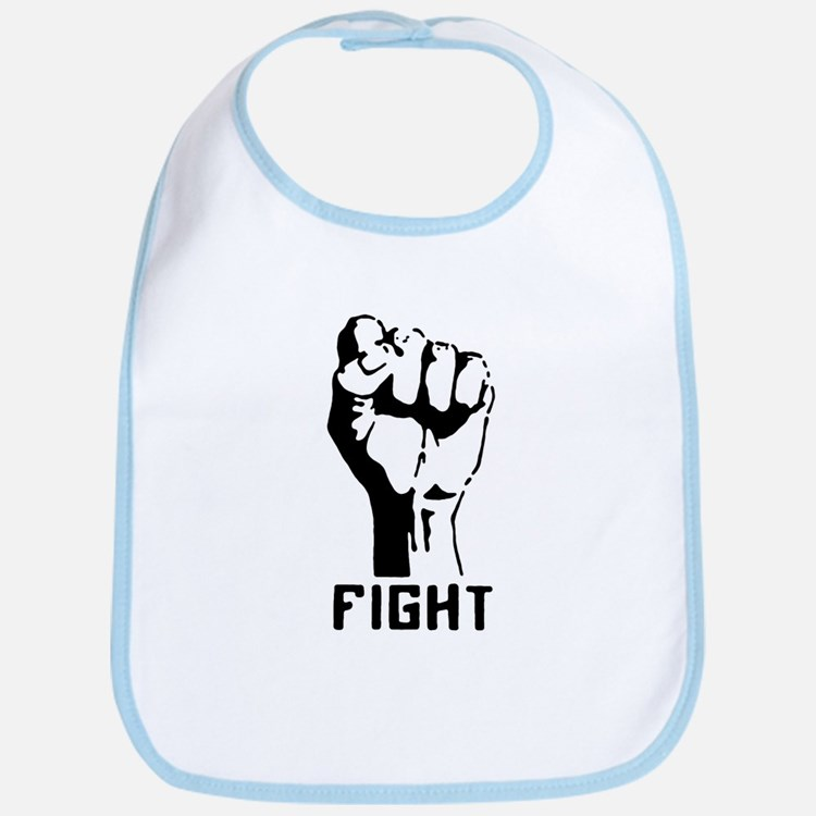 Fight The Power Bib