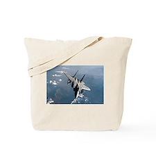 Fighter Jet Tote Bag