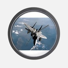 Fighter Jet Wall Clock