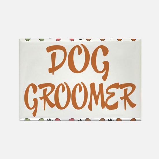 Funny Groomer Rectangle Magnet