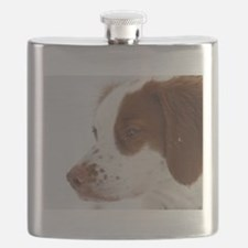 Brittany Face of Love-1.jpg Flask