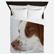 Brittany Face of Love-1.jpg Queen Duvet