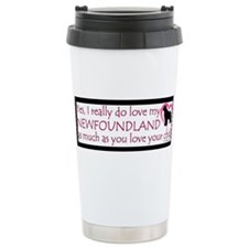 Cute Herropuppy.com Travel Mug
