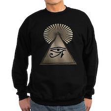 Unique All seeing eye pyramid Sweatshirt
