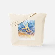Starfish Tote Bag