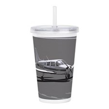 Dream Machines Two Acrylic Double-wall Tumbler