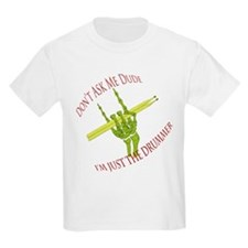 Cute Worship drummer T-Shirt