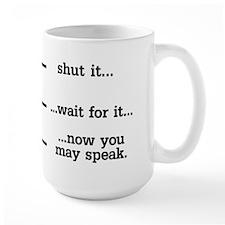 Shut It Mugs