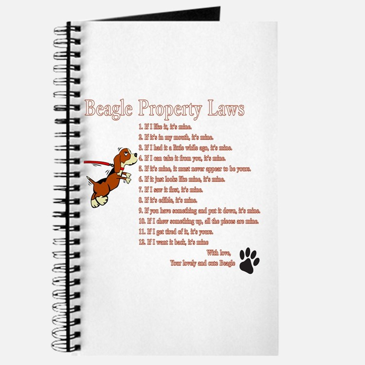 Beagle Property Laws Journal