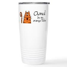 Cute Tabby Travel Mug