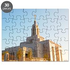 LDS Draper Utah Temple Puzzle