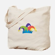 Jester Hat Tote Bag