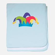 Jester Hat baby blanket