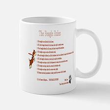 The Beagle Rules Mugs