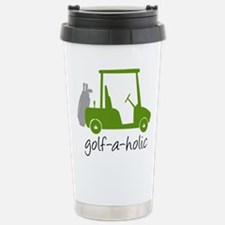 Unique Golf addict Travel Mug