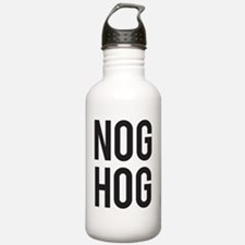 Nog Hog Eggnog Water Bottle