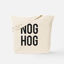 Nog Hog Eggnog Tote Bag