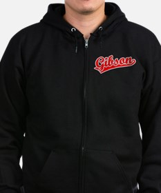 Cute Athletic gibson Zip Hoodie