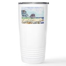 Cute Coastline Travel Mug