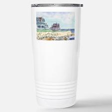 Unique Coastline Travel Mug