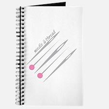 Needle & Thread Journal
