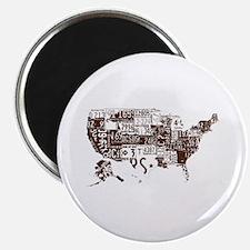 america license Magnet
