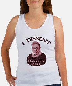 Notorious RBG -p Women's Tank Top