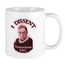 Notorious RBG -p Mug