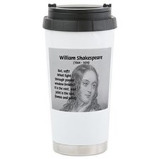 Cute Romeo and juliet Travel Mug