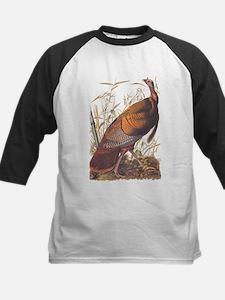 Audubon Wild Turkey Baseball Jersey