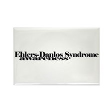 Ehlers-Danlos Syndrome (EDS) Awareness Magnets