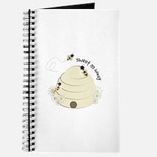 Sweet As Honey Journal