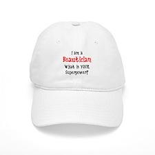beautician Baseball Cap