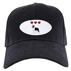 yorkie love Baseball Hat