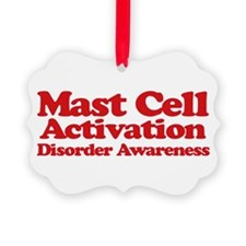 Mast Cell Activation Disorder Awareness (MCAD) Orn