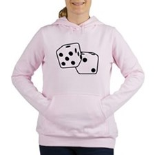 Roll the Dice Women's Hooded Sweatshirt