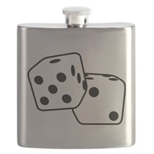 Roll the Dice Flask