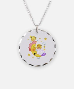Chillin Angels - Necklace