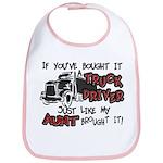 A Truck Driver Like My Aunt Bib
