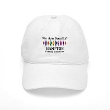 HAMPTON reunion (we are famil Baseball Baseball Cap