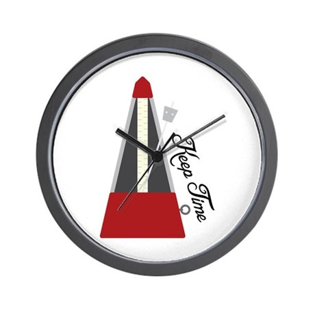 Keep Time Wall Clock by Windmill34