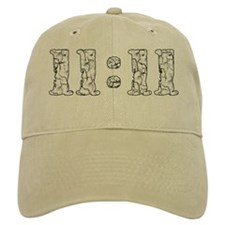 11:11 Centered Baseball Baseball Cap
