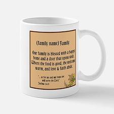 Family Declaration Mugs