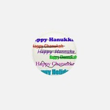 happyhanukkah.png Mini Button